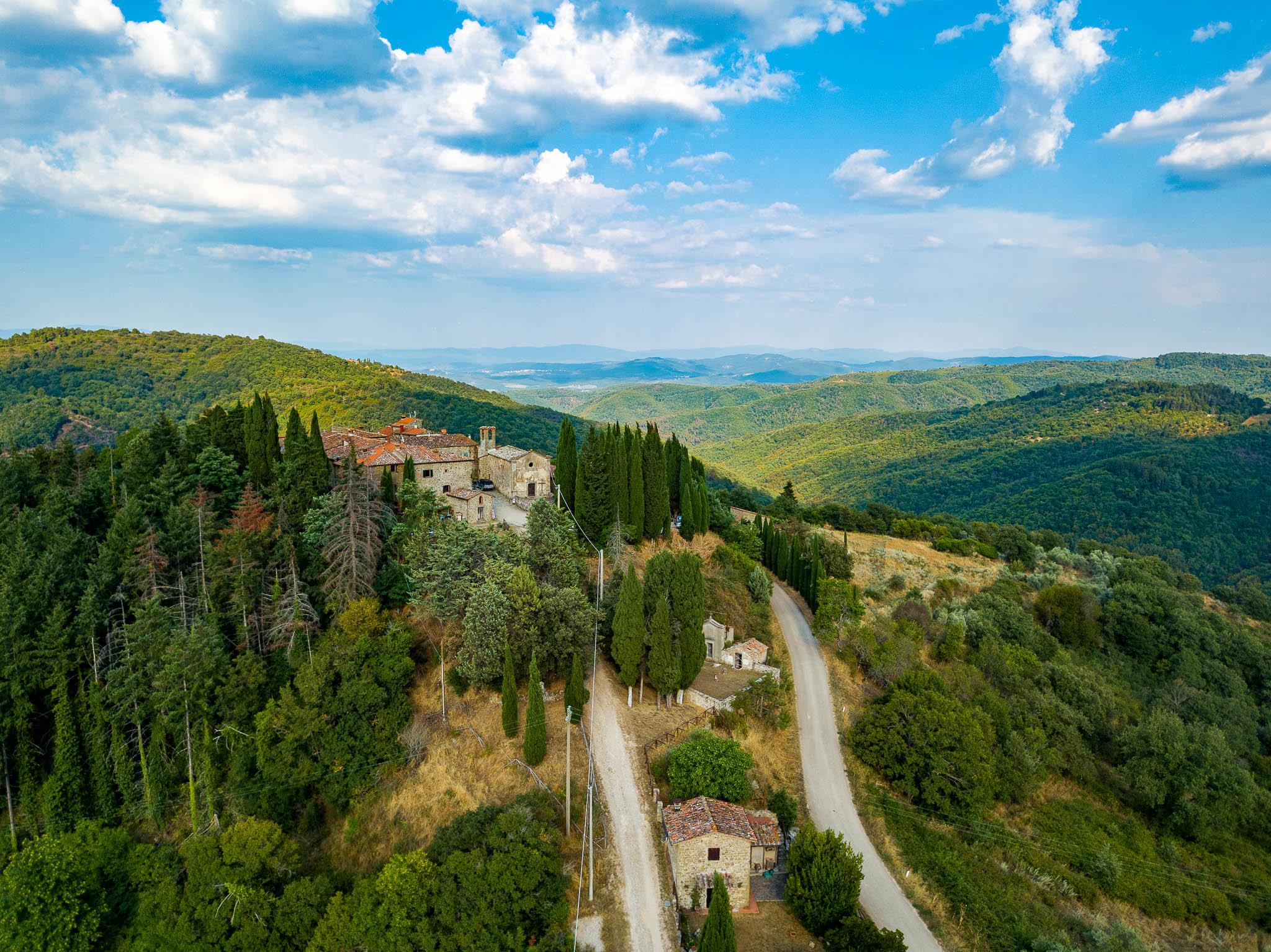 Imageaufnahme für das Castello di Starda